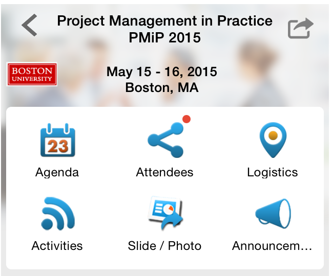 boston university project management